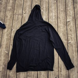 Adult Lightweight Cotton Hoodie