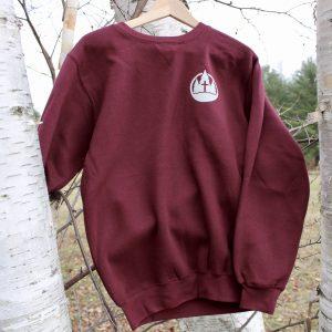 _Adult Heavy Weight Classic Crewneck Sweatshirt